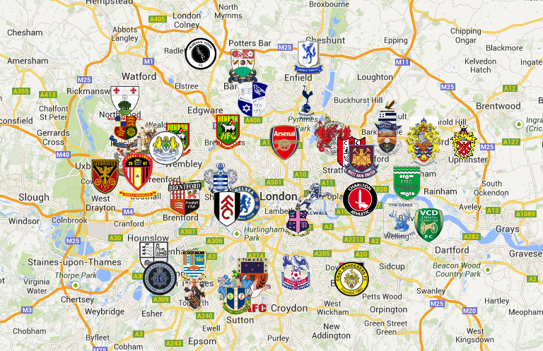 List Of Synonyms And Antonyms Of The Word London Football