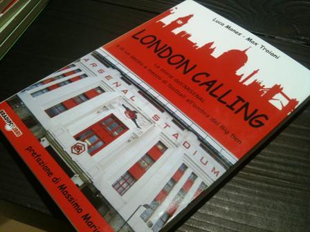 Max Troiani London Calling