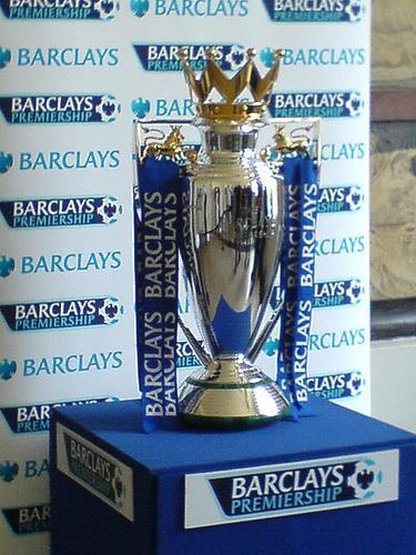 Trofei calcio Londra