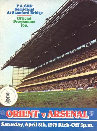 Leyton Orient Arsenal