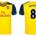 Arsenal Away 2014-15