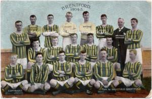 La maglia del 1904-05